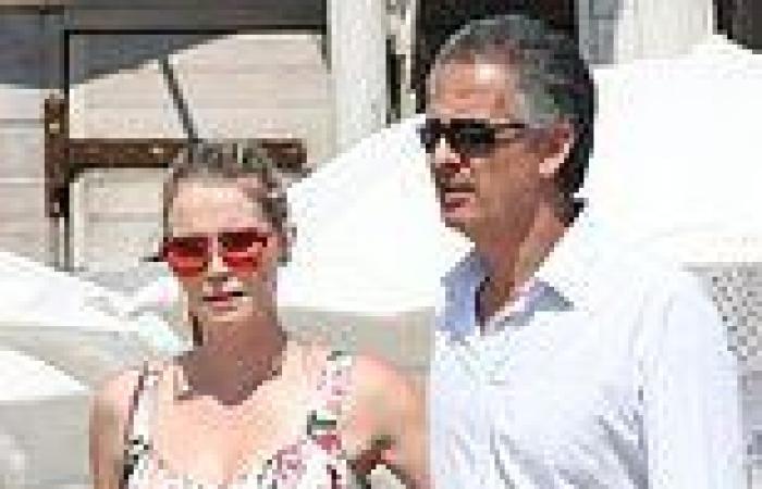 Princess Diana's niece Lady Kitty Spencer weds billionaire fashion tycoon ...