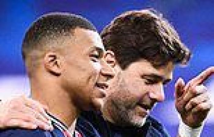 sport news Kylian Mbappe 'tells PSG boss Mauricio Pochettino that he will NOT renew PSG ...