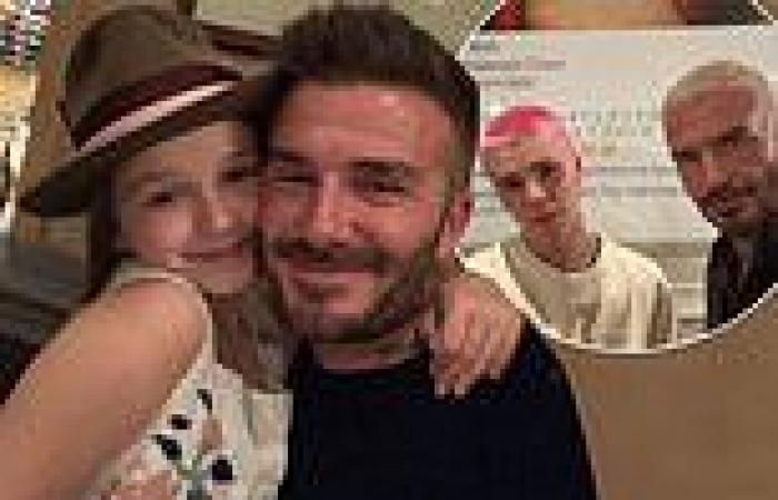 David Beckham 'quizzed by police in Italy'