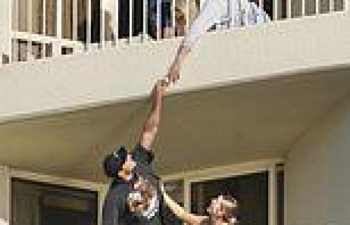 Coronavirus Australia: NRL families forced to tape their balconies shut after ...
