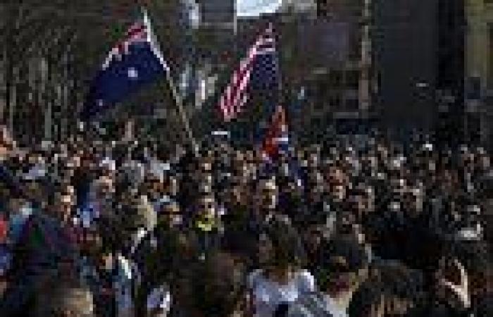 Covid-19 Australia: Victoria records 11 new cases after anti-lockdown protests ...