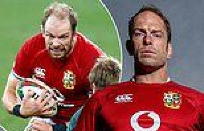sport news Lions captain Alun Wyn Jones opens up on his Lazarus-like recovery and first ...