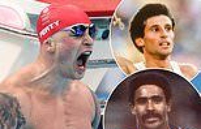 sport news Tokyo Olympics: Adam Peaty joins Seb Coe, Daley Thompson in pantheon of ...