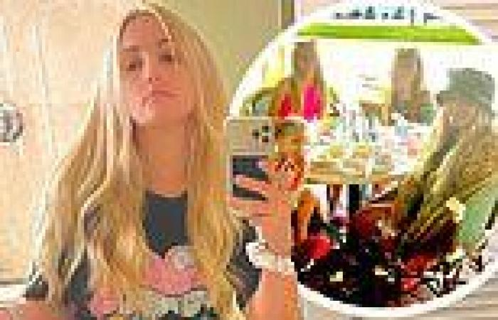 Jamie Lynn Spears DENIES Britney paid for $1M Florida condo as she shares snaps ...
