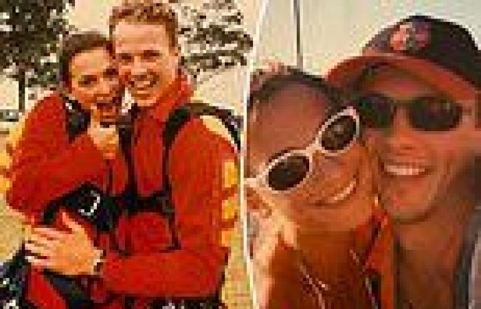 Home and Away's Kristy Wright reveals secret romance with Dieter Brummer