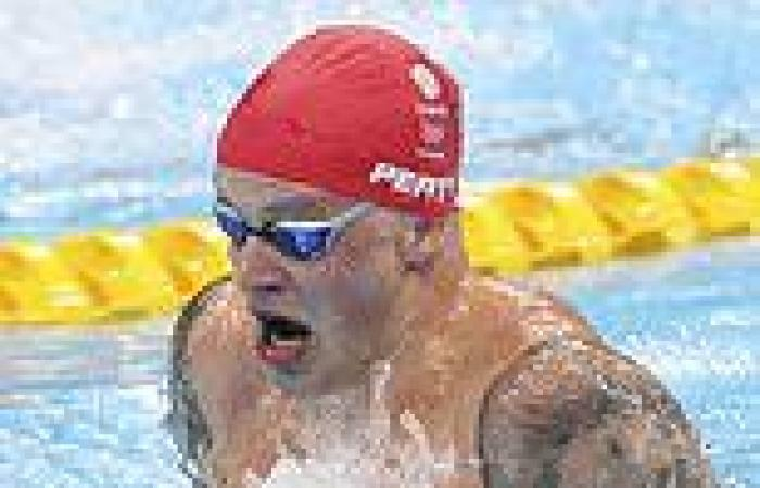 sport news Tokyo Olympics: Adam Peaty secures Team GB's FIRST gold medal after winning ...