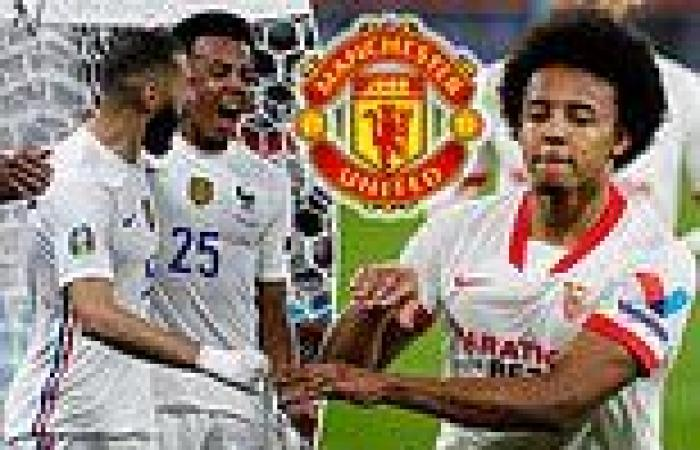 sport news Jules Kounde would be a superb Manchester United signing, bringing many talents ...