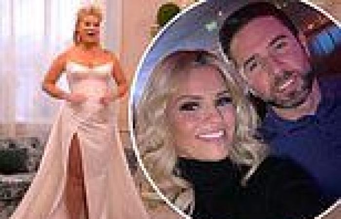 Kerry Katona reveals fiancé Ryan Mahoney has already seen her wedding dress