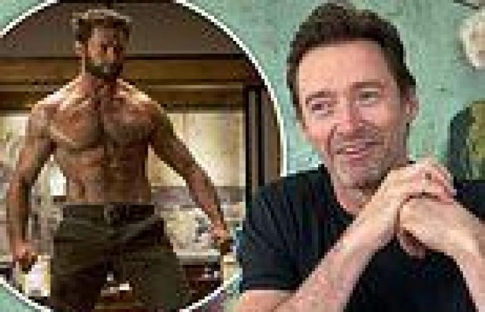 Hugh Jackman reveals the surprising first movie he ever watched and why it ...