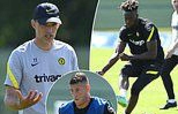 sport news Thomas Tuchel admits certain Chelsea players 'may want to leave' the club this ...