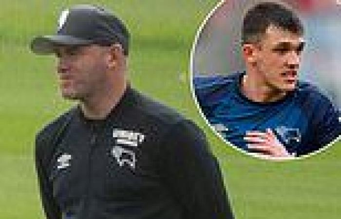 sport news Wayne Rooney faces MORE scrutiny as it emerges he injured one of his OWN Derby ...