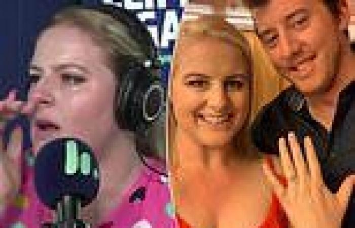 Radio host breaks down in tears as she reveals fertility struggle