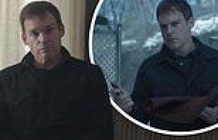 TV's favourite serial killer is back! Paramount+ releases trailer for Dexter: ...