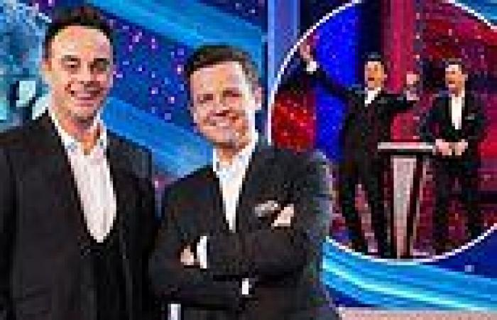 Ant and Dec 'create new gameshow with a life-changing cash prize called Fortune ...