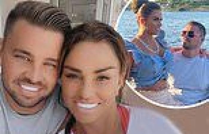 Katie Price 'planning winter wedding' to Carl Woods now Kieran Hayler divorce ...