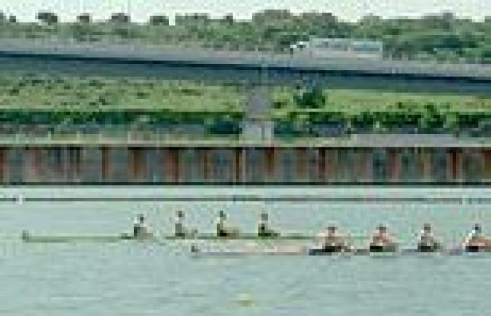 Australia makes history by winning GOLD in the women's four rowing at the Tokyo ...