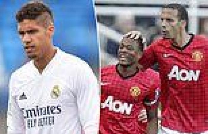 sport news Real Madrid's Varane is a 'top, top signing' for Man Utd, says Evra