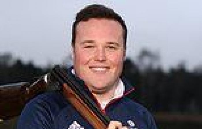 sport news Tokyo Olympics: Team GB's Matthew Coward-Holley gunning for fairytale gold ...