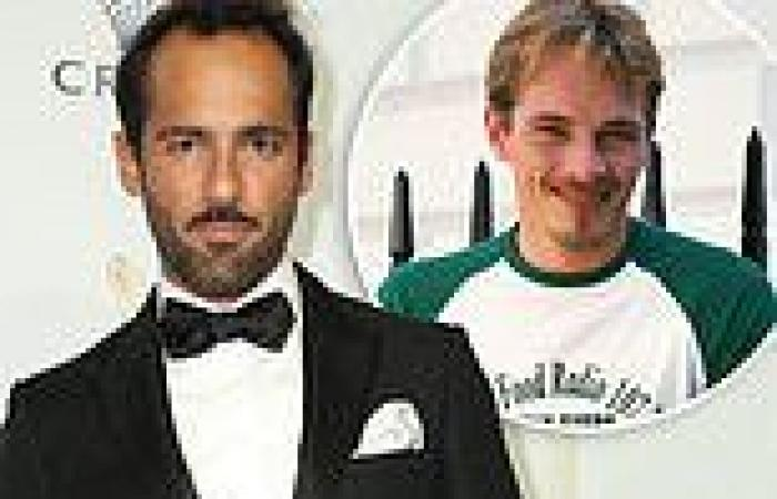Alex Dimitriades shares emotional tribute toDieter Brummer following his ...