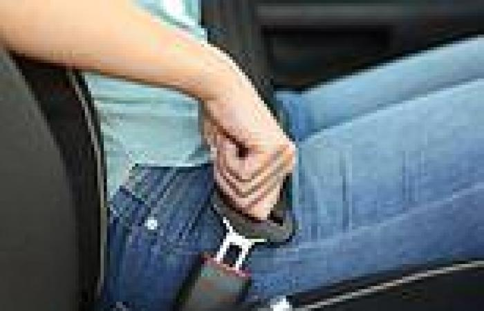 Seatbelt shirkers face points on their licence