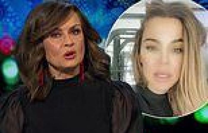 Lisa Wilkinson complains that Khloe Kardashian is ignoring her
