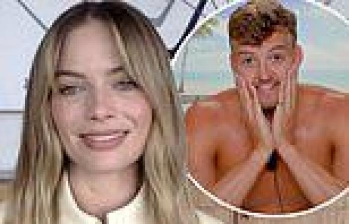 Margot Robbie reveals she 'adores' Love Island but is 'struggling' to get into ...