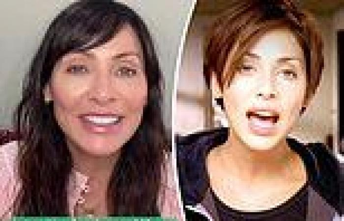 Ageless Natalie Imbruglia shows off her youthful visage; talks first album