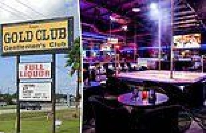 Tampa cops blew more than $400 of taxpayer cash on LAP DANCES and drinks at a ...