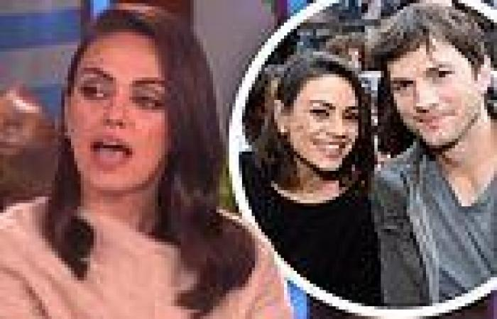 Mila Kunis admits it was 'selfish' to stop Ashton Kutcher from going to space