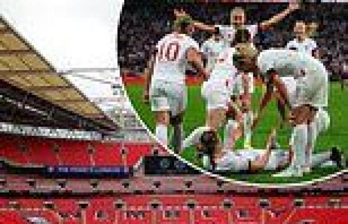 sport news England Women to play FIRST EVER competitive match at Wembley since its ...
