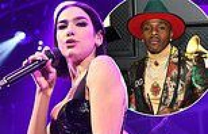 Dua Lipa says she is 'horrified' by homophobic comments made by DaBaby at a ...