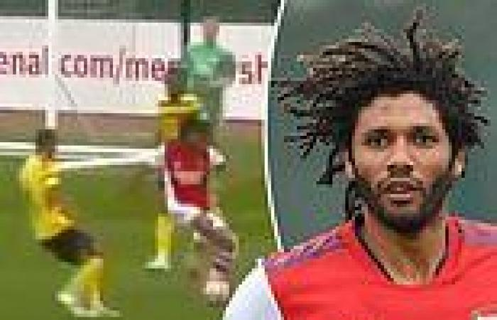 sport news Arsenal: Another pre-season defensive calamity as fans fume after Mohamed ...