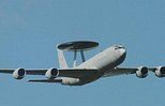 Outrage as RAF axes fleet of E-3 Sentry early warning planes TWO YEARS before ...