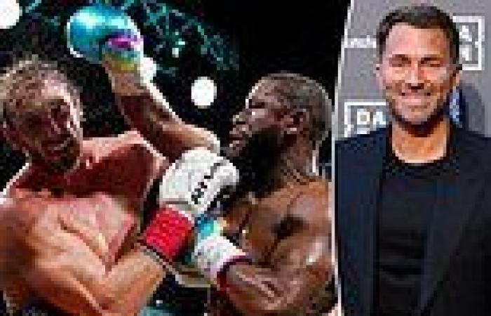 sport news Eddie Hearn labels Floyd Mayweather and Logan Paul exhibition as 'the biggest ...