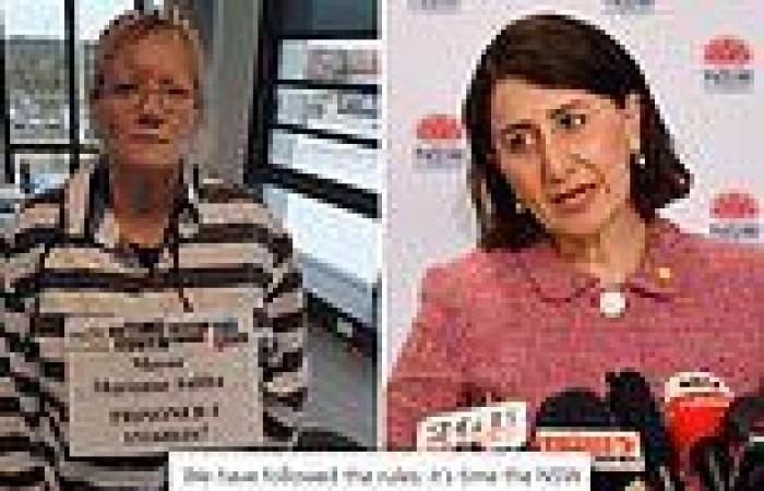 Mayor of Shellharbour blasts Gladys Berejiklian for leaving the area in lockdown
