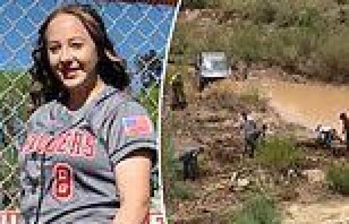 Body of Arizona teen found near river four days after she was swept away by ...