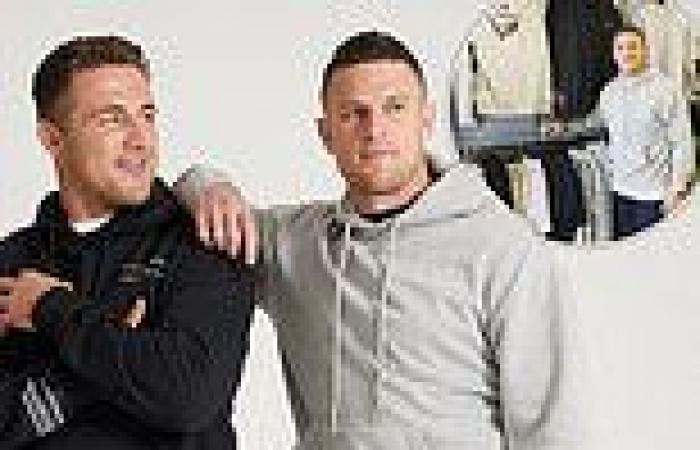 Sam and Luke Burgess reveal what prompted them to start their men's fashion ...