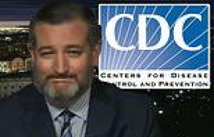 Ted Cruz slams CDC over mask guidelines for vaccinated people, says its ...
