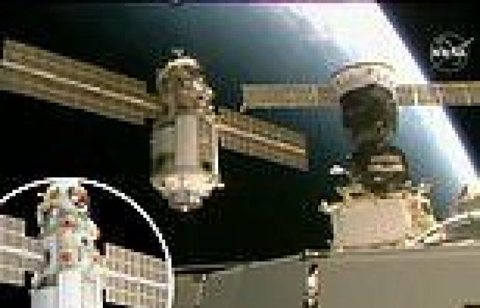 Russia successfully delivers its 'Nauka' laboratory upgrade module to the ISS