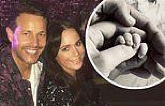 Steps star Lee Latchford-Evans reveals he's a father as wife Kerry-Lucy gives ...