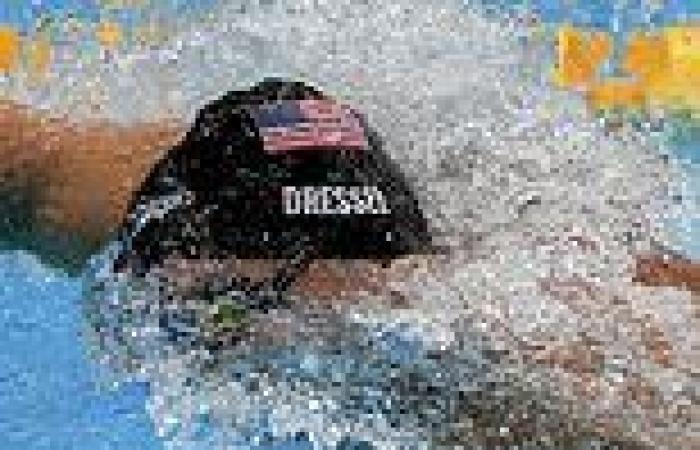 sport news Tokyo Olympics: Caeleb Dressel wins the men's 100m freestyle final in a new ...