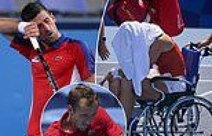 Italy Fognini blames heat for homophobic slur Russia Medvedev scolds reporter ...