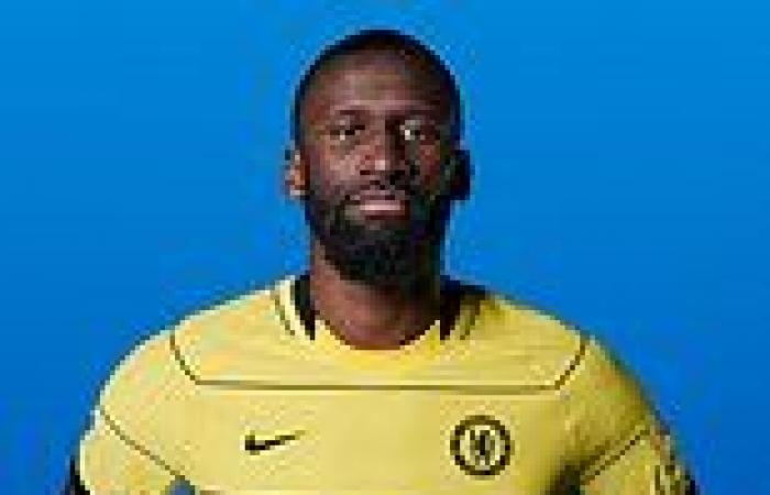 sport news Chelsea unveil new yellow 2021-22 away strip - and fans claim it's a ploy to ...