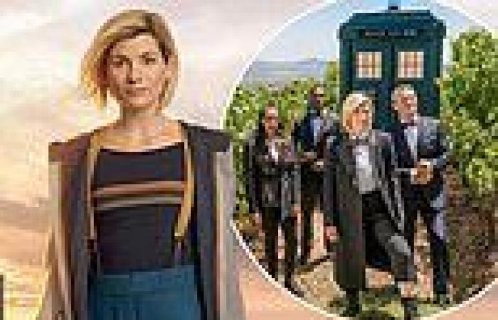 Jodie Whittaker confirms she is leaving Doctor Who and will bow out in 2022