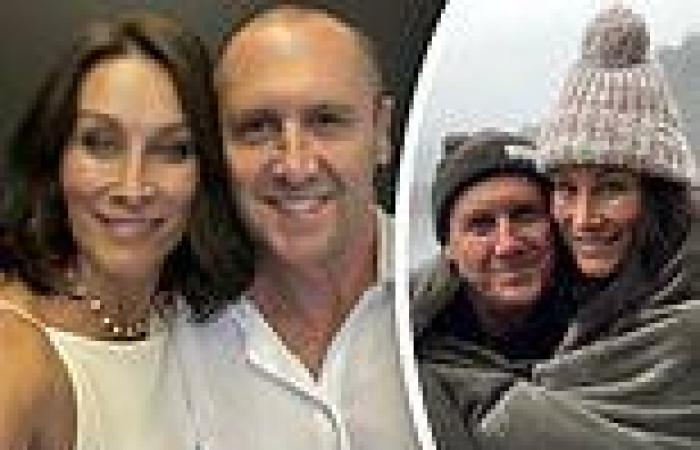Fans go wild over Larry Emdur's remarkably youthful wife Sylvie