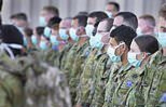 NSW call in Australian army to enforce lockdown on Sydney after worst Covid-19 ...