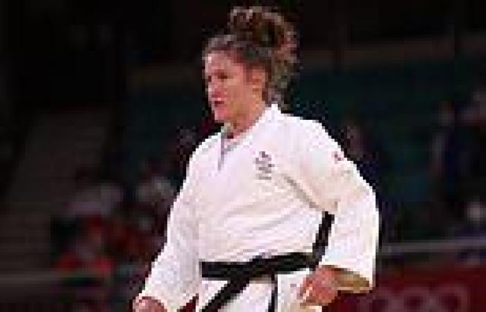 sport news Tokyo Olympics: Team GB judoka Natalie Powell is knocked OUT by South Korea's ...