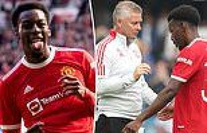 sport news Manchester United: Is Anthony Elanga set to beOle Gunnar ...