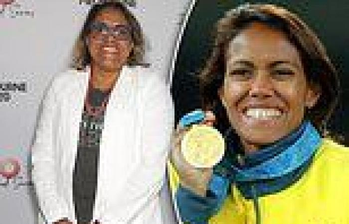 Where is Australia's most beloved Olympian Cathy Freeman now?