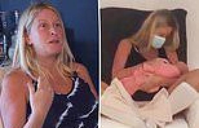 Covid US: Florida woman who didn't want vaccine due to being pregnant is ...